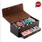 Estuche de poker