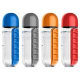 Botella pastillero