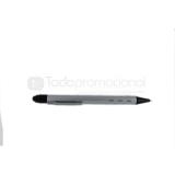 Boligrafo metalico con touch