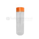 Cilindro coral translúcido (stock)