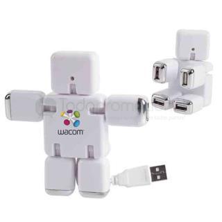 CONECCION USB DETROIT 4 ENTRADAS | Articulos Promocionales