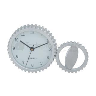 Reloj de aluminio y placa giratoria | Articulos Promocionales