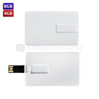 USB Tarjeta de Crédito 8GB | Articulos Promocionales