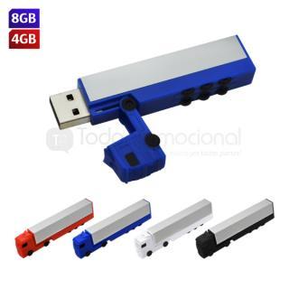 USB Tráiler 4 GB | Articulos Promocionales