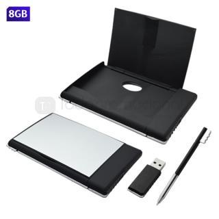 USB Tarjetero y Bolígrafo | Articulos Promocionales