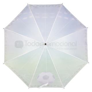 Paraguas Soccer Field   Articulos Promocionales