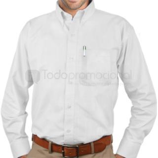 Camisa larga Oxford (M) | Articulos Promocionales