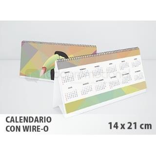 Calendario con Wire-O | Articulos Promocionales