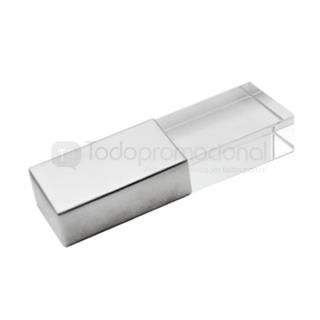 USB Cristal 16 GB   Articulos Promocionales
