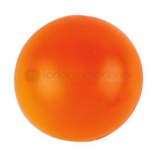 Pelota antiestrés naranja | Articulos Promocionales