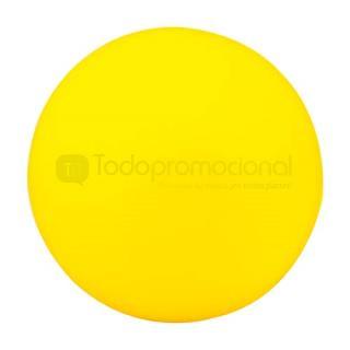 Pelota antiestrés amarillo | Articulos Promocionales