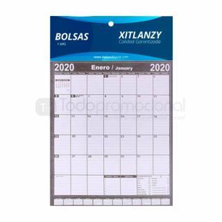 Calendario Organizador | Articulos Promocionales